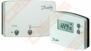 Belaidis termostatas TP5001-RF, 5-30°C, savaitės/savaitgalio programavimas