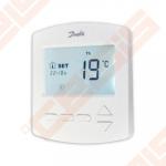 Programuojamas patalpos termostatas FH-CWP, 0-30°C