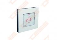 Danfoss Icon Bevielis patalpos termostatas 86x86mm, ant sienos