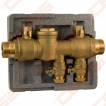 Sistemos papildymo vožtuvas LK 520; (bronza)