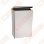 Higieninė šiukšliadėžė BEMETA 6l pakabinama matinė