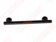 Vonios rankena Bemeta Dark, 470x65x90 mm.