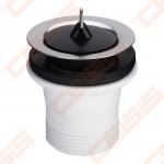 """Išleidimo ventilis VIEGA 1.1/2""""x70, 55 mm nerūdijančio plieno plautuvei"""