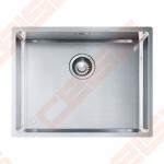 "Nerūdijančio plieno plautuvė FRANKE Box BXX 210/110-54 su 3.1 /2"" užkemšamu ventiliu"