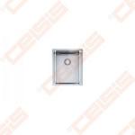 "Nerūdijančio plieno plautuvė FRANKE Box BXX 210/110-34 su  3.1 /2"" užkemšamu ventiliu"