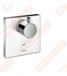 Dekoratyvinė dalis termostatiniam maišytuvui Hansgrohe Select Highflow chromas/b