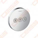 Dekoratyvinė dalis termostatiniam dušo maišytuvui HANSGROHE Select S trims taškams