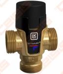 Termostatinis pamaišymo vožtuvas vandens šildytuvams ir šildymo sistemoms (Išorinis sriegis)