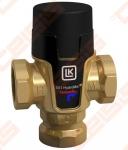 Termostatinis pamaišymo vožtuvas vandens šildytuvams ir šildymo sistemoms (Vidinis sriegis)