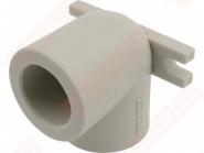 Alkūnė FV-PLAST PPR 90° (tvirtinama)