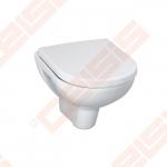 Pakabinamas unitazas LAUFEN Pro Compact 49 cm