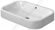 Praustuvas - dubuo DURAVIT Happy D.2 Washbowl 600x400 mm