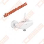 Maišytuvas dušui GROHE Eurodisc Joystick, baltas