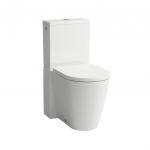 Puodas WC Laufen Kartell Rimless, su LCC (Laufen Clean Coat) danga
