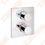 Potinkinio termostatinio vonios/dušo maišytuvo dekoratyvinė dalis GROHE Grohtherm F