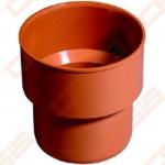 PVC OSMA KGUG jungtis (pvc -> ketus)