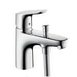 Vonios / dušo maišytuvas HANSGROHE Focus iš vonios krašto