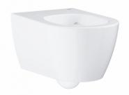 Unitazas WC pakabinamas Grohe Essence bekraštis su antibakterine PureGuard danga