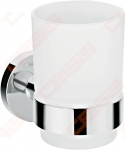 Stiklinė dantų šepetukams Hansgrohe Logis Universal, pakabinama