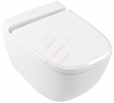 WC pakabinamas VILLEROY&BOCH Antheus Direct-Flush Ceramic Plus danga
