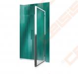 Šoninė sienelė LLB / 800 (brill / skaidrus)