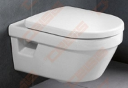 Komplektas VILLEROY&BOCH Omnia Architectura direct-flush + dangtis, Ceramic+