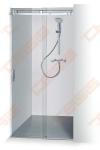 Dušo sienelė Baltijos Brasta Gabija 140x2000mm, skaidrus stiklas