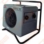 Elektrinis šildytuvas Devitemp, su laikmačiu