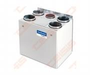 Įrenginys su sorbciniu rotaciniu šilumogrąžiu Domekt-R-400-V-AZ vertikalus dešininis BE PULTO