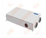 Įrenginys su rotaciniu šilumogrąžiu Domekt-R-400-F-C6 palubinis dešininis BE PULTO