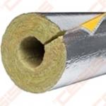Vamzdžių termoizoliacinis mineralinės vatos kevalas ISOVER ULTIMATE Protect 1000 S ALU