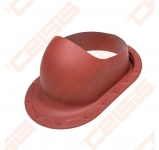 Praėjimo elementas VILPE Classic XL raudonas