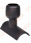 Kraigo ventiliacijos elementas VILPE juodas
