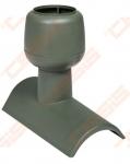 Kraigo ventiliacijos elementas VILPE žalias