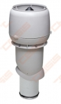 Ventiliacijos vamzdis su gaubtu VILPE 160P-IS-500
