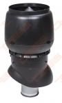 Ventiliacijos vamzdis su gaubtu VILPE 160P-IS-500XL