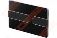Mygtukas Prevista Visign for Style 23 juodas akril.matinis juodas