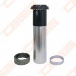 Stogo elementas profi-air Dn160 – Dn180 ( Max 400 m³/h) Nerūdijančio plieno