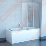Trijų dalių sulankstoma vonios sienelė RAVAK VS3 100