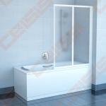 Dviejų dalių sulankstoma vonios sienelė RAVAK VS2 105