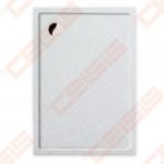 Dušo padėklas Roth FLAT STONE 1100×900, baltas
