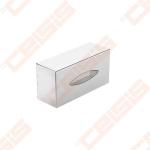 Dėžutė popierinių servetėlių JIKA Generic poliruotas nerūdijantis plienas