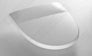 Dangtis WC Ido Seven D Image, softclose