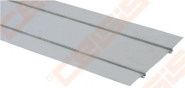 Aliuminio plokštė CAPRICORN šildomoms grindims