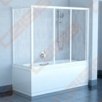 Stabili vonios sienelė RAVAK APSV-70