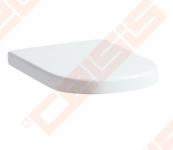 Unitazo dangtis LAUFEN LB3 Modern su Soft close mechanizmu lėtam užsidarymui