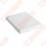 Unitazo dangtis VILLEROY&BOCH Memento su integruota amortizatorių sistema