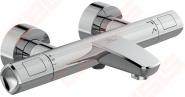 Termostatinis vonios/dušo maišytuvas Ideal Standard Ceratherm T100, chromas