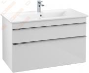Spintelė apatinė VILLEROY&BOCH Venticello 953x590x502mm, baltos spalvos