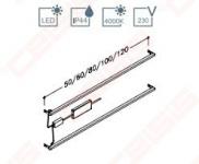Stalčių apšvietimas LED IP44 80 cm